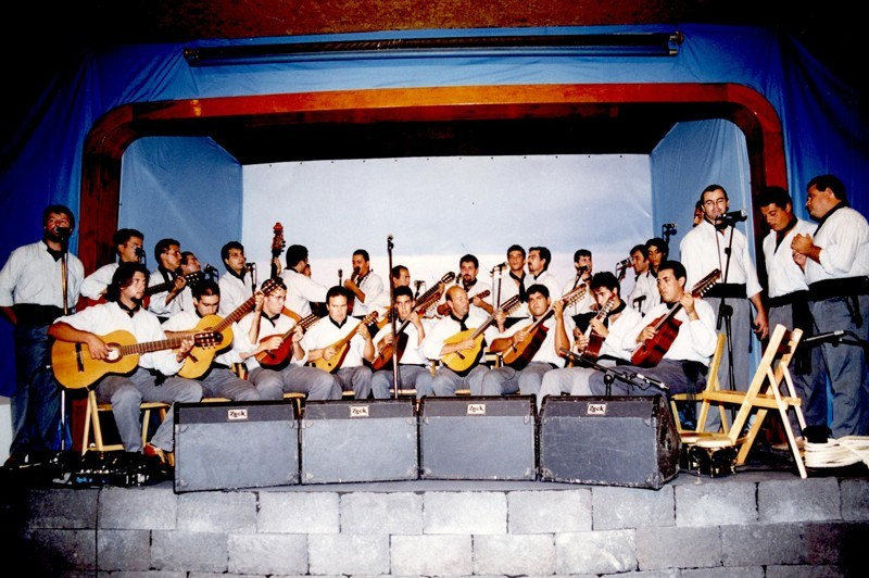 Grupo de Música Popular Acatife II