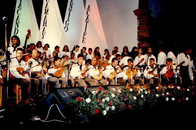 Grupo de Música Popular Acatife V