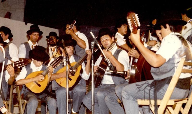 Grupo de Música Popular Acatife VII