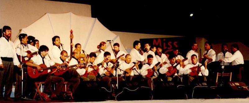 Grupo de Música Popular Acatife VIII