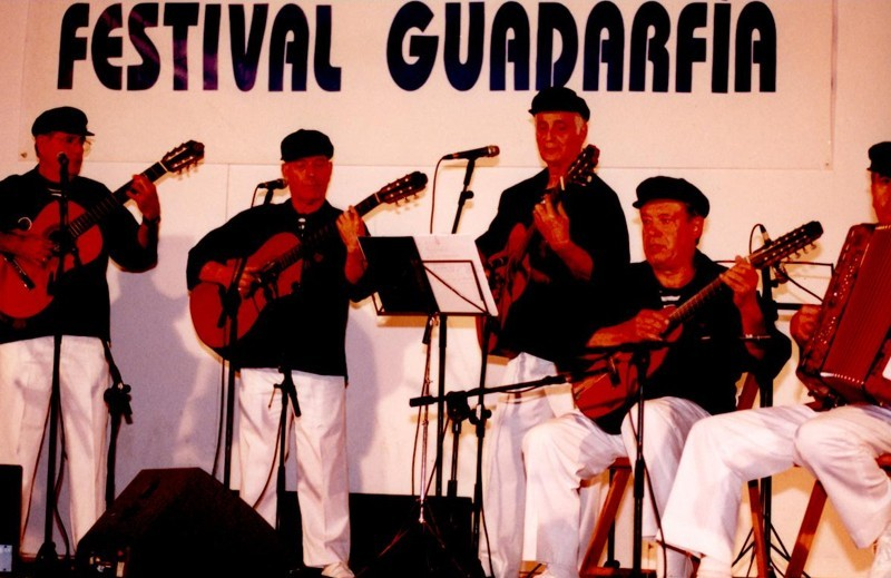 Festival folclórico Guadarfía III
