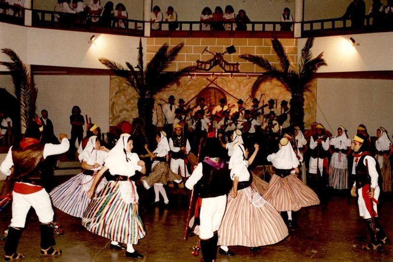 Festival folclórico Guadarfía IV