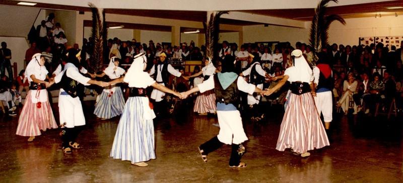 Festival folclórico Guadarfía V