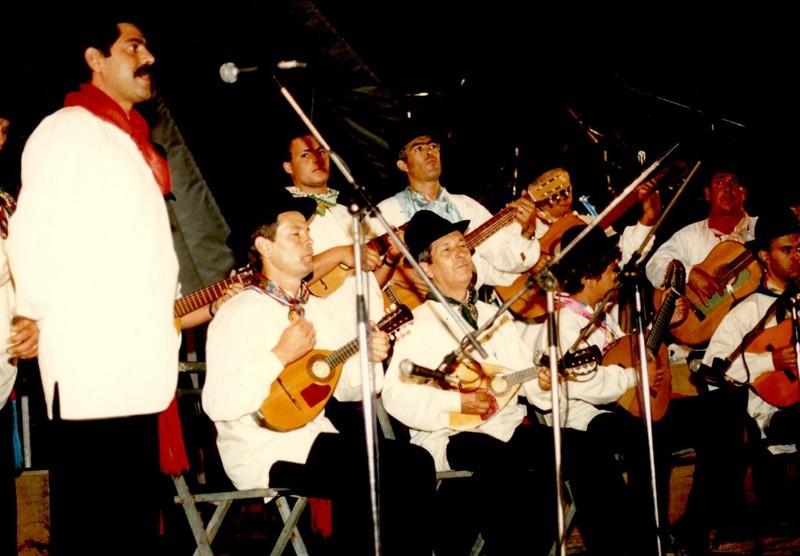 Festival folclórico Guadarfía VI