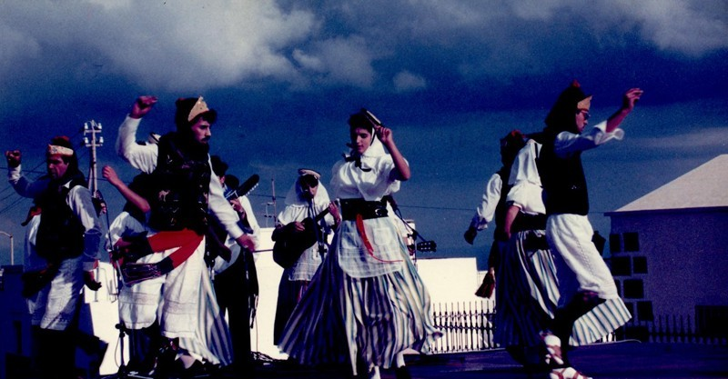 Festival folclórico Guadarfía VIII
