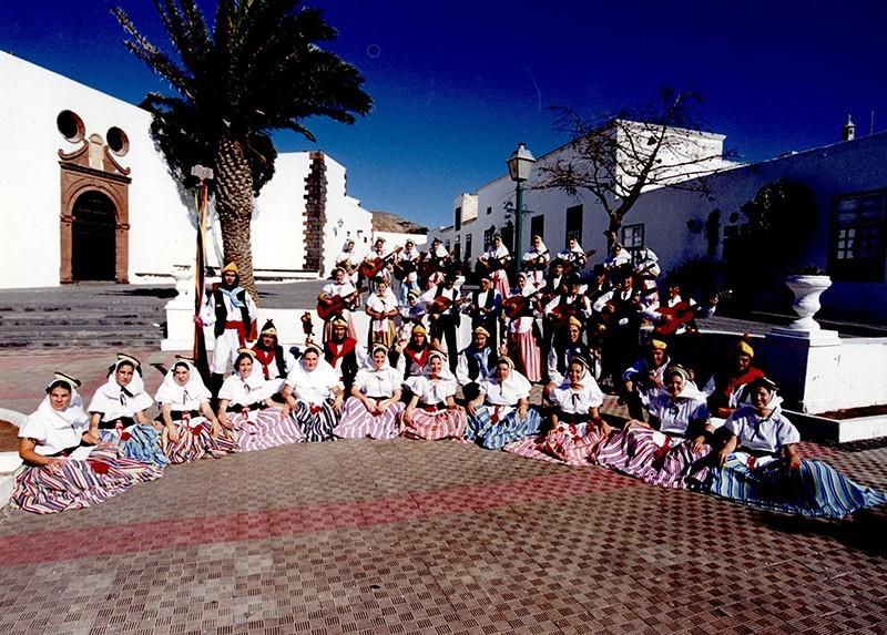 Agrupacion Folclórica Guanapay I