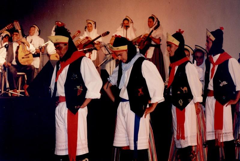 Agrupacion Folclórica Guanapay II