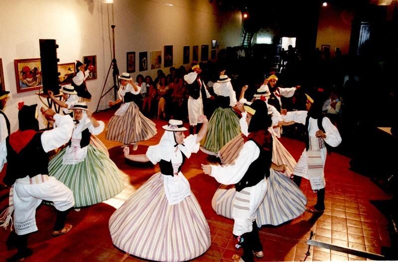Agrupacion Folclórica Guanapay III