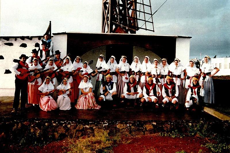 Agrupacion Folclórica Guanapay V