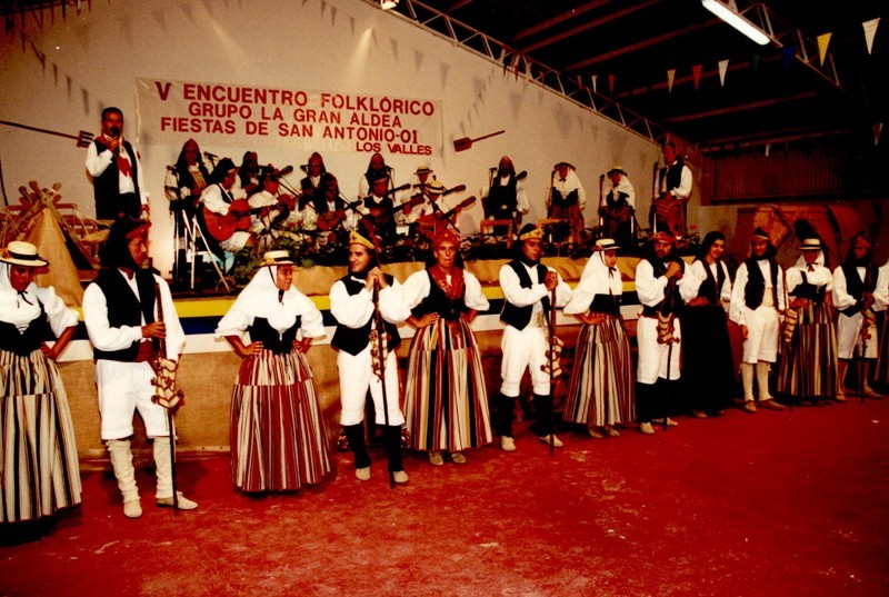 Grupo Folclórico La Gran Aldea I