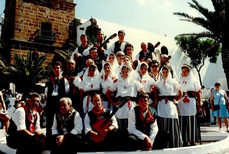 Grupo Folclórico La Gran Aldea II