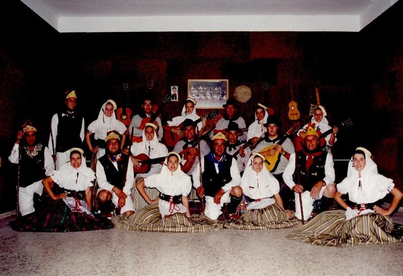 Grupo Folclórico La Peña I