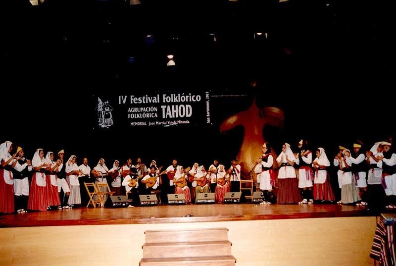 Agrupación Folclórica Tahod I