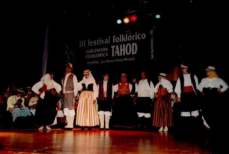 Agrupación Folclórica Tahod II