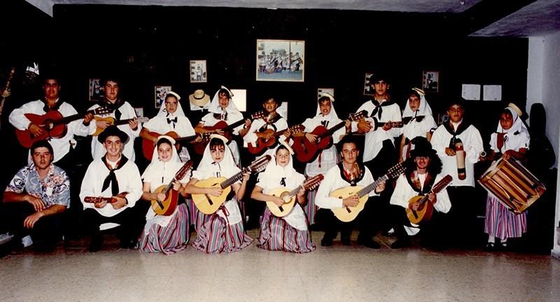 Agrupación Folclórica Tahod III