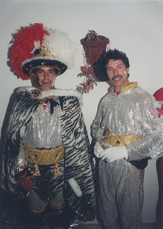 Carnavales en El Porvenir IV