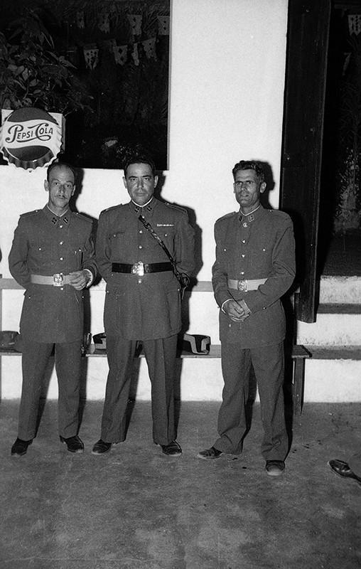 Fiesta de la patrona de la Guardia Civil II
