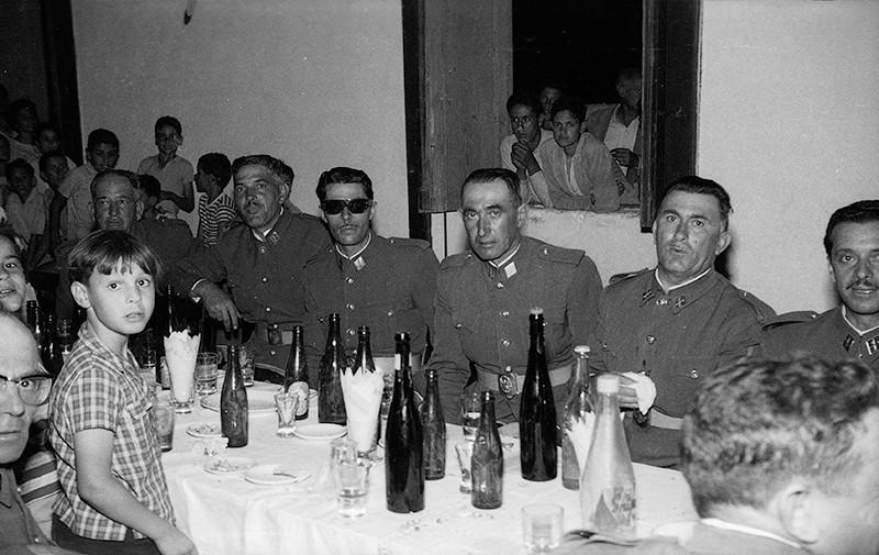 Fiesta de la patrona de la Guardia Civil XII