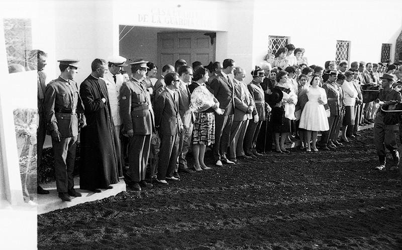 Inauguración de la Casa Cuartel de Haría VII