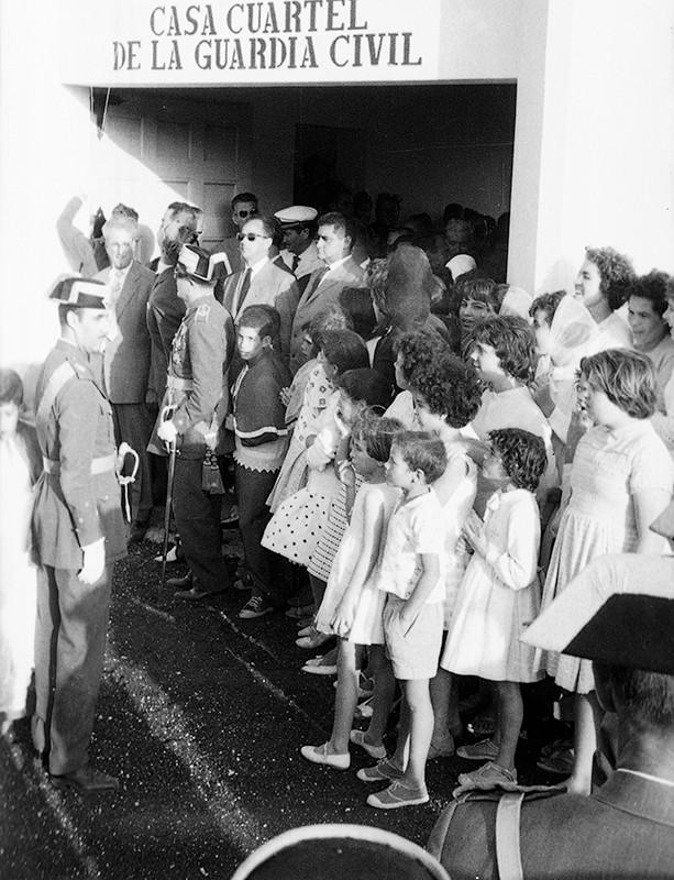 Inauguración de la Casa Cuartel de Haría VIII
