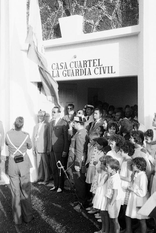 Inauguración de la Casa Cuartel de Haría IX