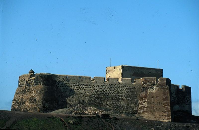 Castillo de Santa Bárbara I