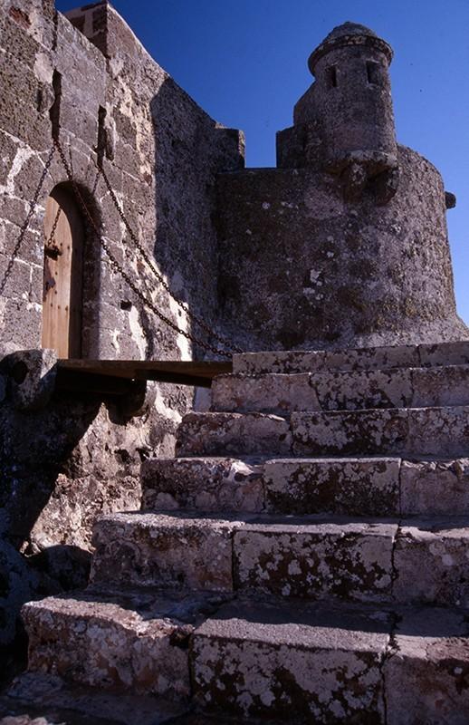 Castillo de Santa Bárbara II