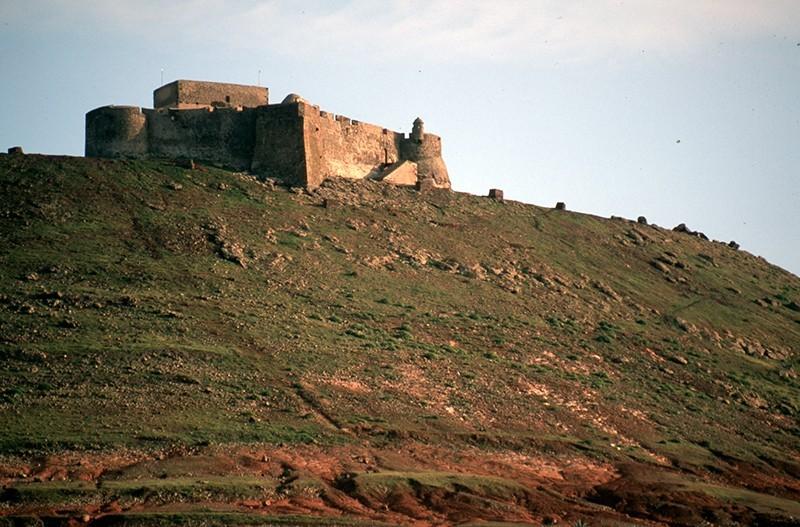 Castillo de Santa Bárbara III