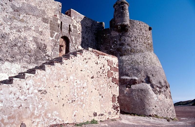 Castillo de Santa Bárbara V