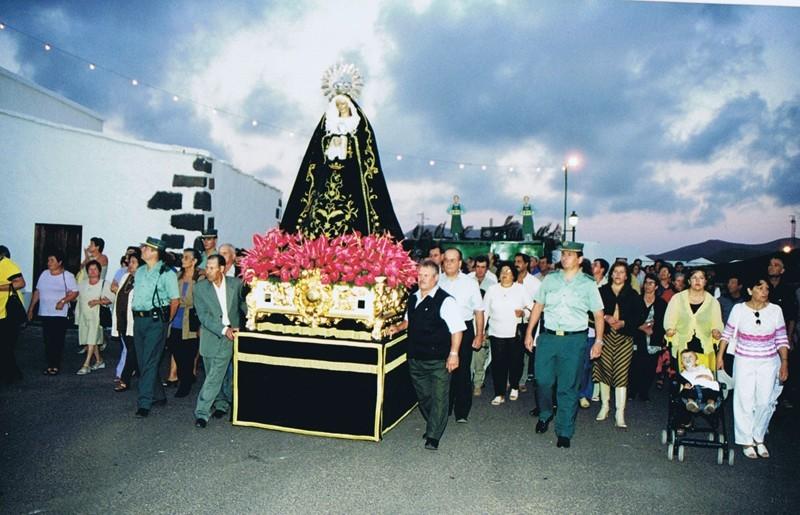 Romería de Los Dolores III