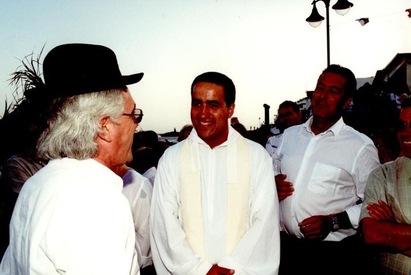 Fiestas del Carmen en Playa Blanca I
