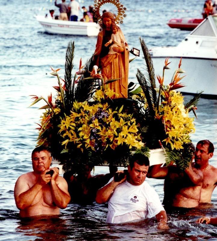 Fiestas del Carmen en Playa Blanca II