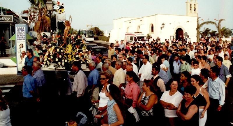 Fiestas del Carmen en Playa Blanca III