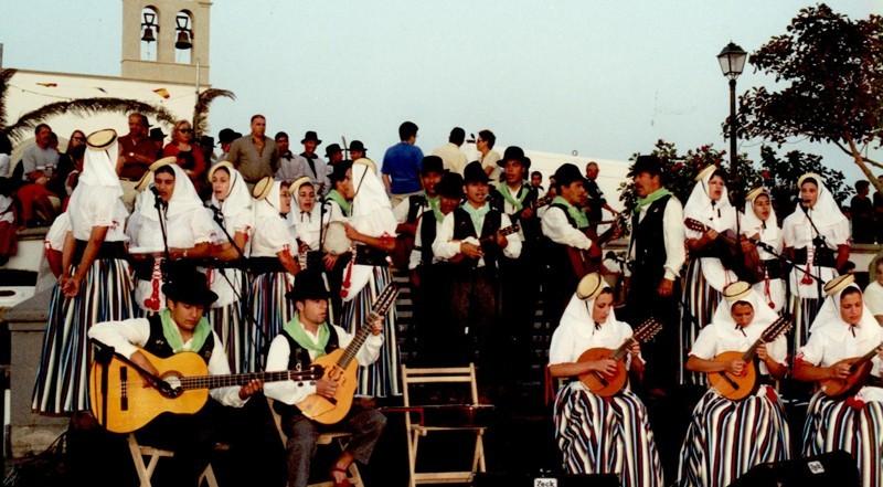 Fiestas del Carmen en Playa Blanca IV