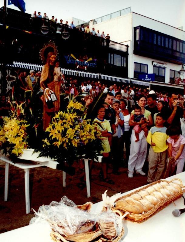 Fiestas del Carmen en Playa Blanca V