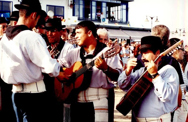 Fiestas del Carmen en Playa Blanca VI