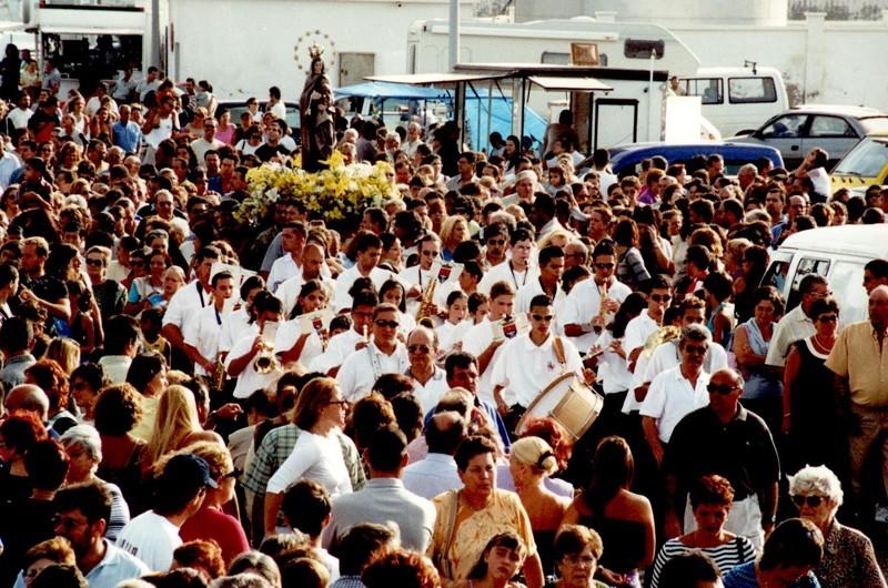 Fiestas del Carmen en Valterra I
