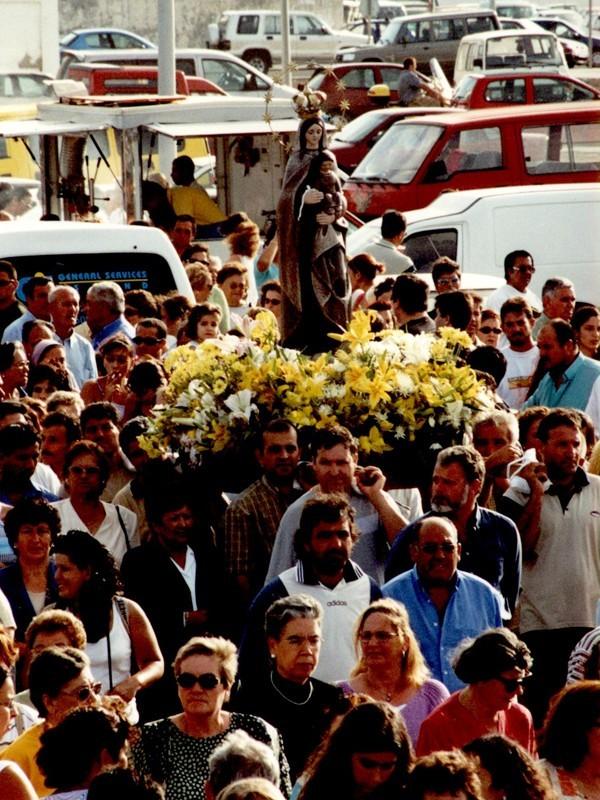 Fiestas del Carmen en Valterra VI