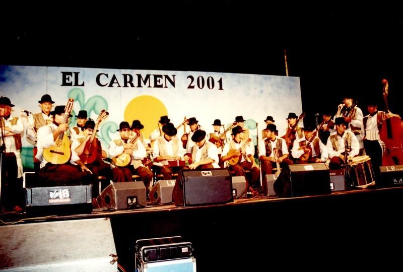 Fiestas del Carmen en Arrieta II