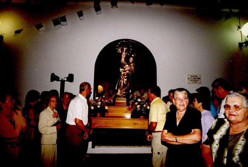 Fiestas del Pino en Punta Mujeres I