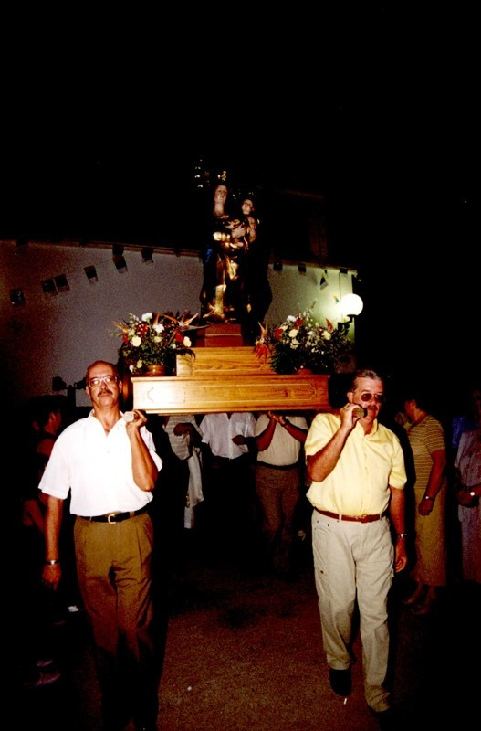 Fiestas del Pino en Punta Mujeres II