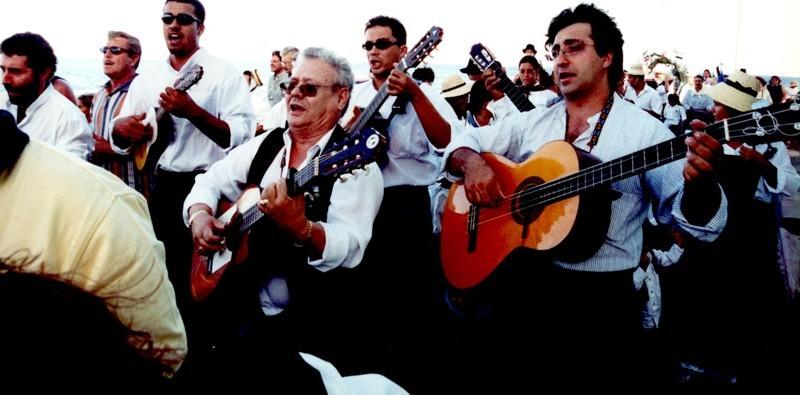 Fiestas del Pino en Punta Mujeres IV