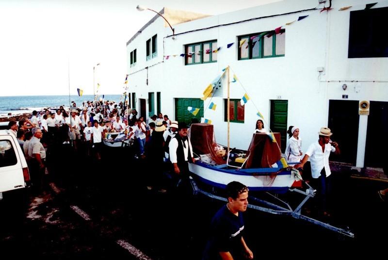 Fiestas del Pino en Punta Mujeres V