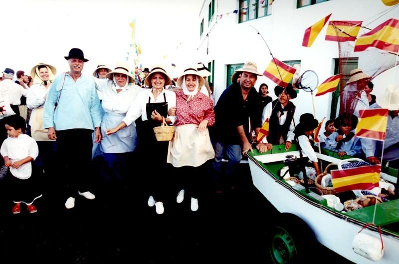 Fiestas del Pino en Punta Mujeres VII