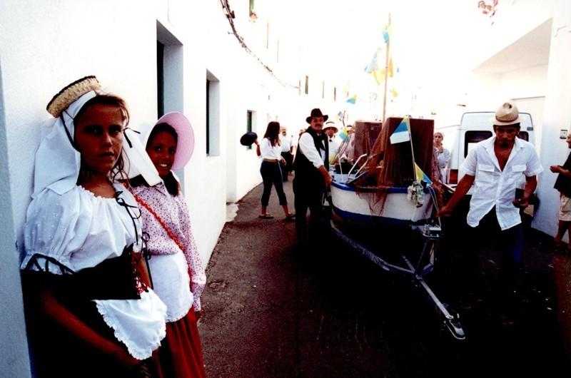 Fiestas del Pino en Punta Mujeres VIII