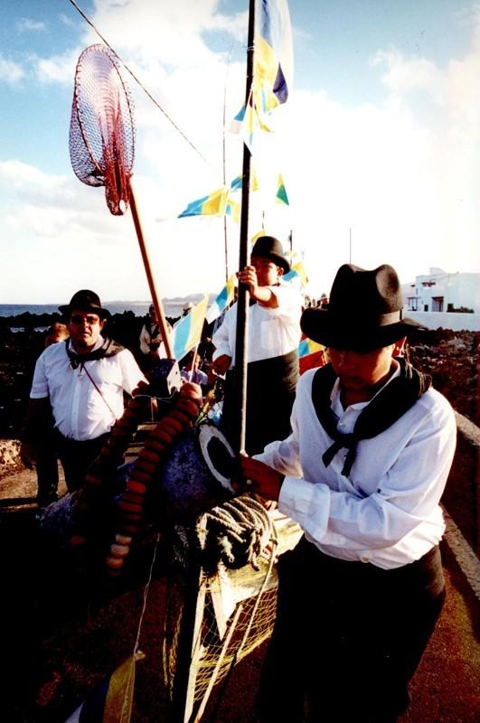 Fiestas del Pino en Punta Mujeres IX