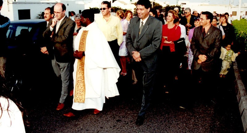 Fiestas de San Antonio en Tías I