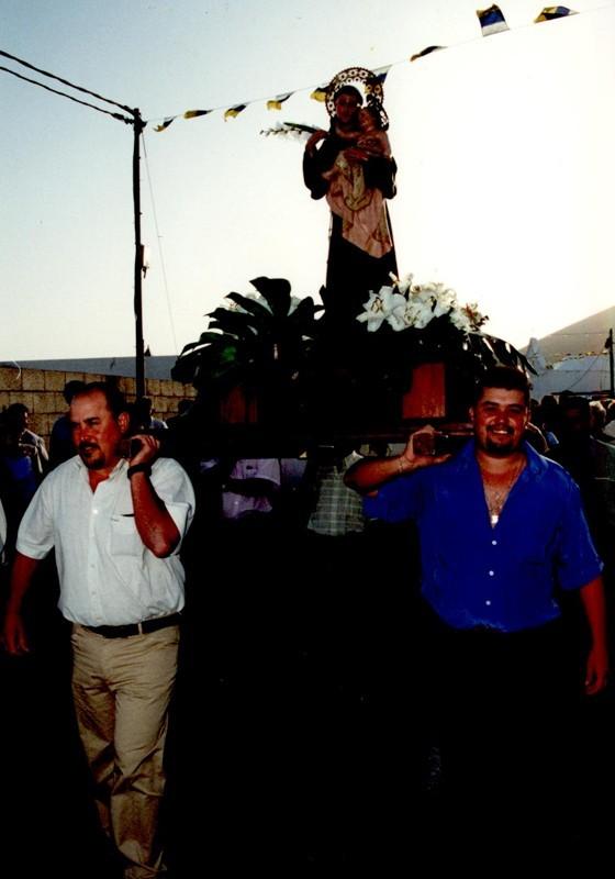 Fiestas de San Antonio en Tías II
