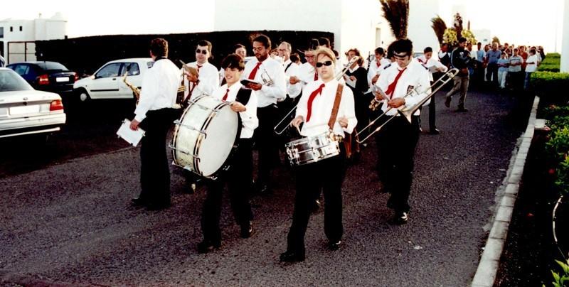 Fiestas de San Antonio en Tías IV