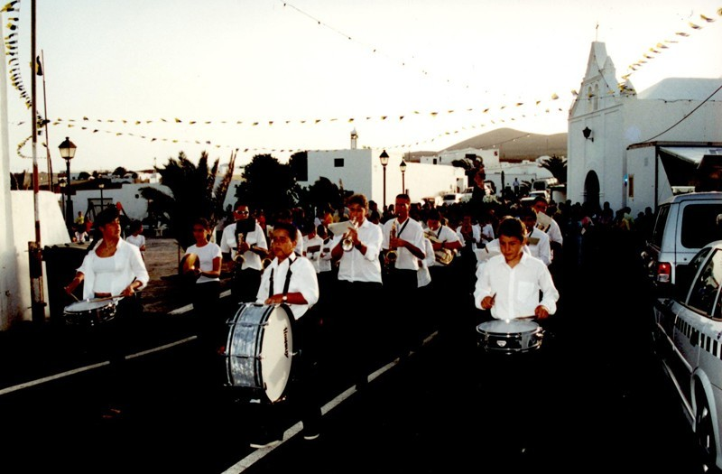 Fiestas de San Antonio en Tías V